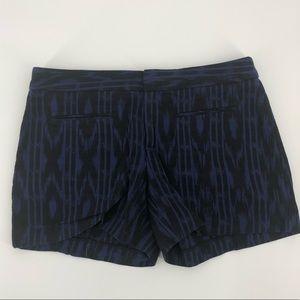 Aztek Blue Shorts | Gap | Size 2